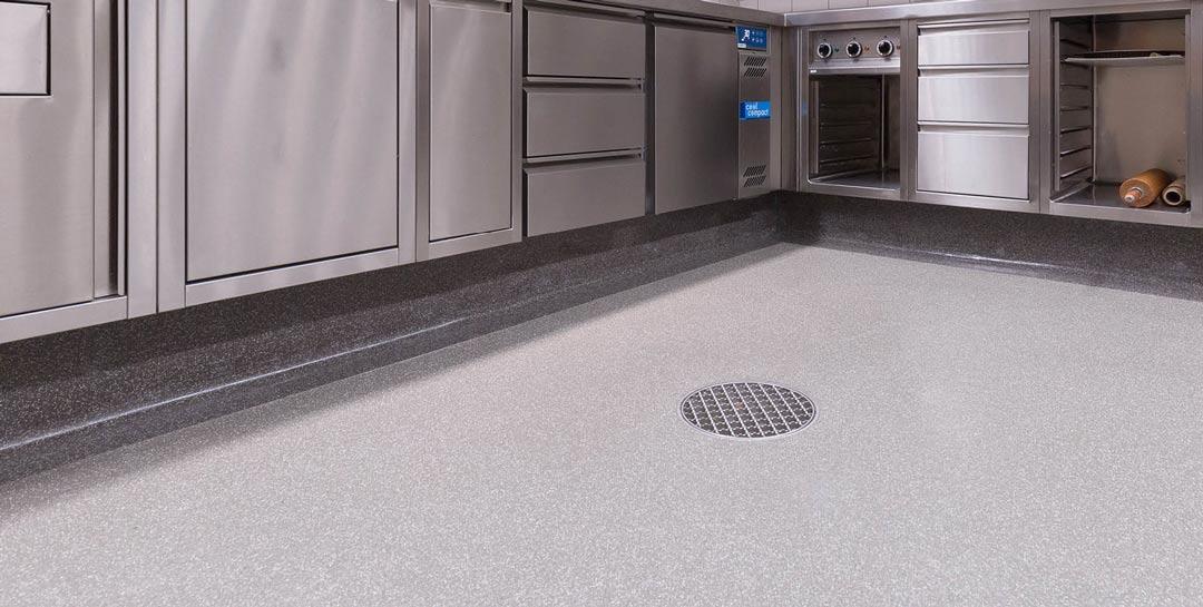 دکوراسیون آشپزخانه صنعتی